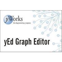 yEd Graph Editor (โปรแกรมวาด Diagram ฟรี)