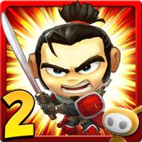 Samurai vs Zombies Defense 2 (App เกมส์ซามูไรปะทะซอมบี้)