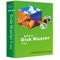 DAYU Disk Master (โปรแกรมแบ็คอัพ สร้างไดร์ฟจำลอง ฟรี)
