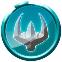 Spinrush (App เกมส์กำจัดแผ่นดิสก์สี)