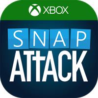 Snap Attack (App เกมส์ต่อศัพท์)