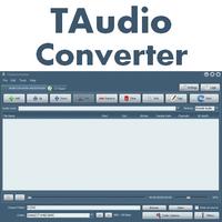 TAudioConverter (โปรแกรมแปลงเสียง แยกเสียงจากวีดีโอ ริปซีดี)