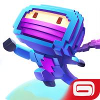 Ninja UP (App เกมส์นินจากระโดด)