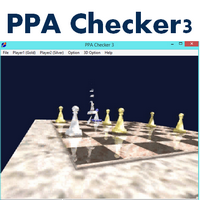 PPA Checker (โปรแกรม PPA Checker หมากฮอส โดยตัวแทนโอลิมปิก)