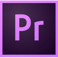 Adobe Premiere Pro (โปรแกรม Premiere ตัดต่อวีดีโอขั้นสูง) :