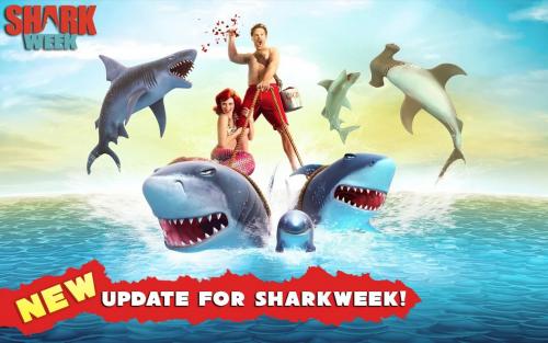 เกมส์ Hungry Shark Evolution