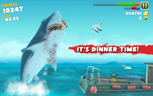 ดาวน์โหลดเกมส์ Hungry Shark Evolution