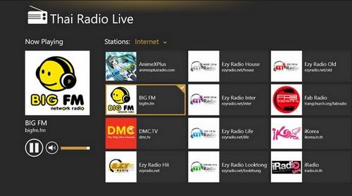 App ฟังวิทยุออนไลน์ฟรี Thai Radio Live