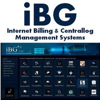 iBG Software WiFi Hotspot (จัดการอินเตอร์เน็ตในหอพัก คอนโด โรงเรียน) :