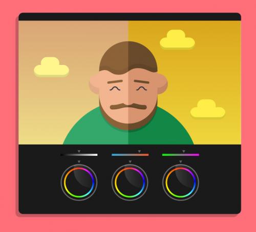 โปรแกรมปรับแสงวีดีโอ Adobe SpeedGrade