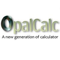 OpalCalc (โปรแกรม OpalCalc เครื่องคิดเลข อัจฉริยะ ฟรี) :