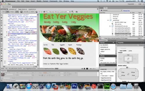 โปรแกรมเขียนเว็บ Adobe Dreamweaver