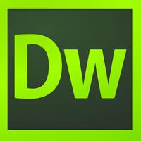 Adobe Dreamweaver (โหลดโปรแกรม Dreamweaver) :