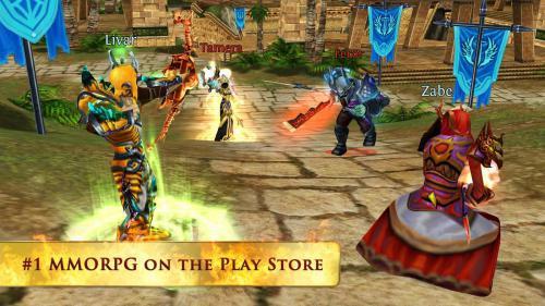 โหลดเกมส์ Order Chaos Online