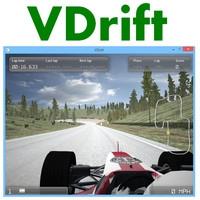 VDrift (เกมส์รถแข่ง VDrift) :