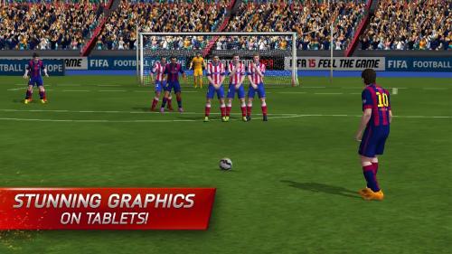 เกมส์ FIFA 15 Ultimate Team
