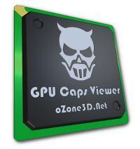 GPU Caps Viewer (โปรแกรม GPU Caps Viewer เช็คการ์ดจอ ฟรี) :