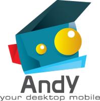 Andy (โปรแกรม Andy เปิดแอป เล่นแอปAndroid บน PCฟรี) :