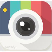 Candy Camera (App แต่งภาพวิ๊งๆ)