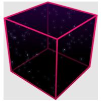 CubicTour (App เกมส์ต่อตึกลูกบาศก์เรืองแสง)