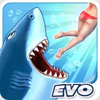 Hungry Shark Evolution (App เกมส์ฉลามจอมเขมือบ)