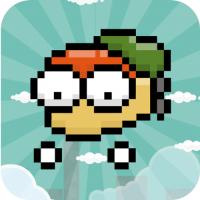 Swing AirJump (App เกมส์กระโดร่ม หลบสิ่งกีดขวาง)