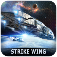 Strike Wing (App เกมส์ยิงยานอวกาศ)
