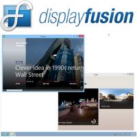 DisplayFusion (โปรแกรม DisplayFusion จัดการหน้าจอ ฟรี)