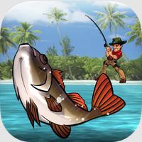 Fishing Paradise 3D Free (App เกมส์ตกปลาสุดหรรษา)