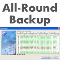 All Round Backup