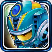 Mech Storm (App เกมส์หุ่นยนต์ยิงตะลุยน่านฟ้า)
