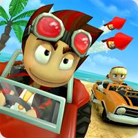 Beach Buggy Racing (App เกมส์รถแข่งบั๊คกี้สุดมันส์)