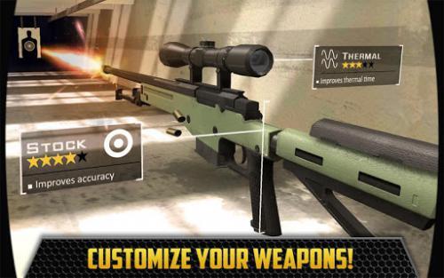 Kill Shot (App เกมส์ภารกิจซุ่มยิงสังหารคิลชอต) :