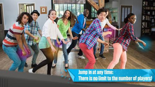 App เกมส์เต้นเข้าจังหวะ Just Dance Now
