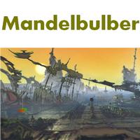 Mandelbulber (โปรแกรมสร้างภาพ 3 มิติ และ อนิเมชั่น) :