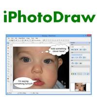 iPhotoDraw (โปรแกรม iPhotoDraw วาดรูป แต่งรูป ฟรี) :