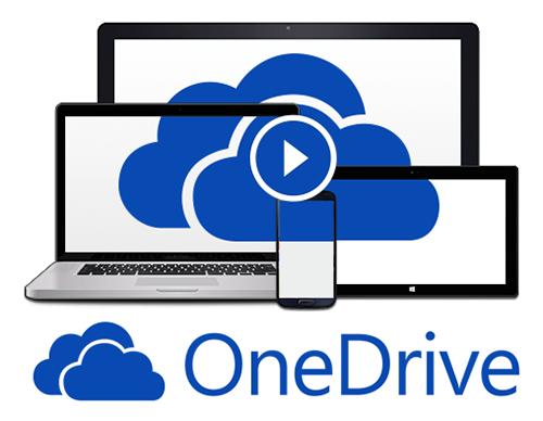 โปรแกรมฝากไฟล์ Microsoft OneDrive