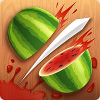 Fruit Ninja Free (App เกมส์ฟรุ๊ตนินจาฟันผลไม้ฟรี) :