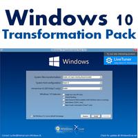 Windows 10 Transformation Pack (เปลี่ยน Windows ให้เหมือน Windows 10)