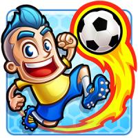 Super Party Football (App เกมส์ฟุตบอลฮาร์ดคอร์)