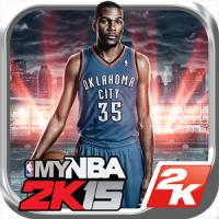 My NBA 2K15 (App เกมส์การ์ดบาสเกตบอล)