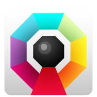Octagon (App เกมส์ Octagon กลิ้งลูกบอล ไปยังทิศทางที่กำหนด)