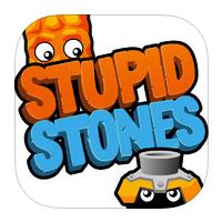 Stupid Stones (App เกมส์ป้อมยิงหินแนวดิ่งสุดมันส์)