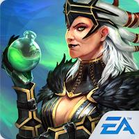 Heroes of Dragon Age (App เกมส์ดราก้อนเอจผจญภัย)
