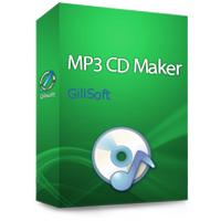Gilisoft MP3 CD Maker (โปรแกรม Gilisoft ไรท์แผ่นเพลง หนัง)