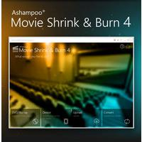 Ashampoo Movie Shrink and Burn