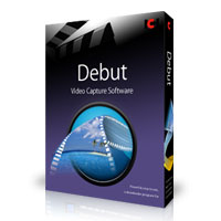 Debut Video Capture Software Free (อัดวีดีโอหน้าจอ)
