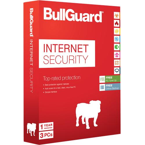 โปรแกรมสแกนไวรัส BullGuard Internet Security