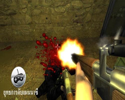 เกมส์ยุทธการดับแผนนาซี