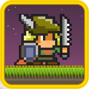 Buff Knight (App เกมส์ต่อสู้นักดาบ) :